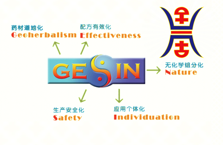 Why the GESIN standard of Heshoutang is high quality?